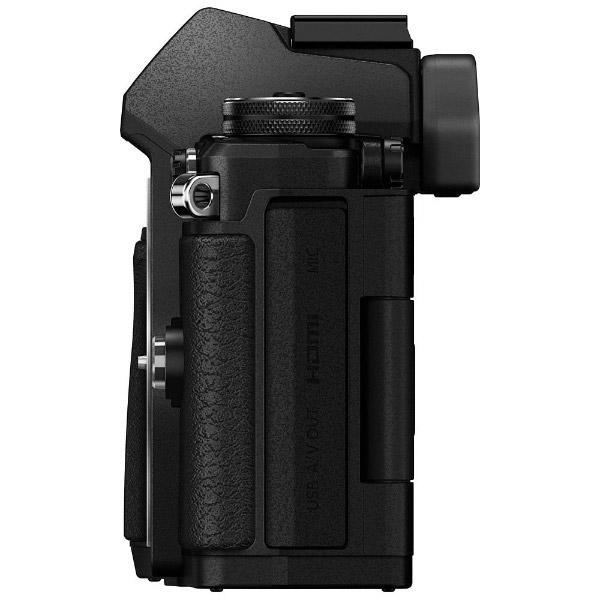 オリンパス(OLYMPUS) OLYMPUS OM-D E-M5 Mark II ボディ ブラック [マイクロフォーサーズ] ミラーレス一眼カメラ