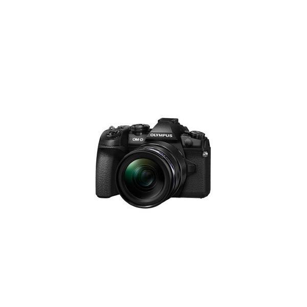 オリンパス OM-D E-M1 Mark II 12-40mm F2.8 レンズキット ブラックミラーレス一眼カメラ