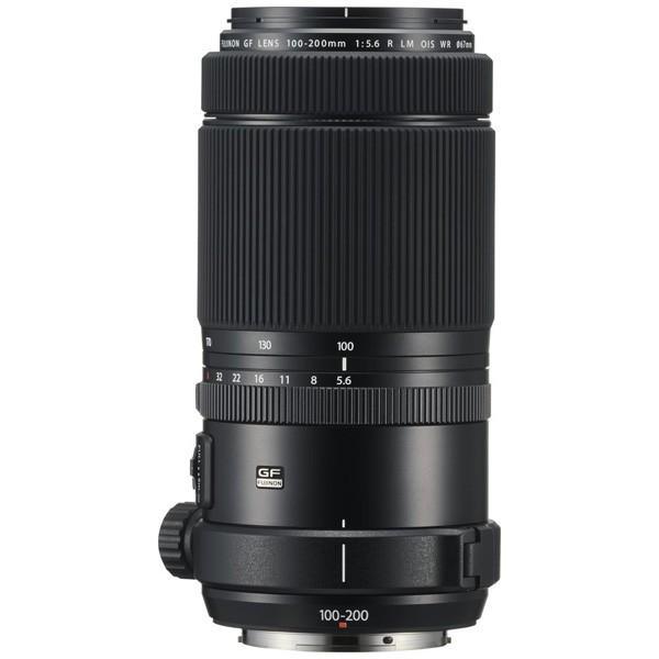 フジフイルム カメラレンズ フジノン GFレンズ GF100-200mmF5.6 R LM OIS WR【FUJIFILM Gマウント】