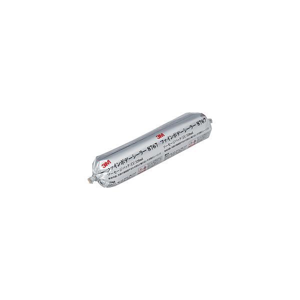 3Mジャパン 3M ファインボデーシーラー ソーセージパック 8767 白 320ml
