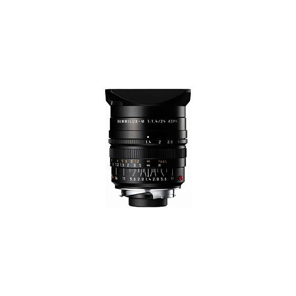 ライカ カメラレンズ ズミルックス M f1.4/24mm ASPH. 11601【ライカMマウント】 [代引不可]