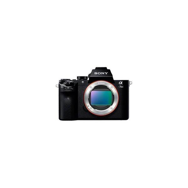 ソニー(SONY) α7 II(マーク2) ボディ ILCE-7M2 BQ (ソニーEマウント) (ILCE7M2BQ) ミラーレス一眼カメラ