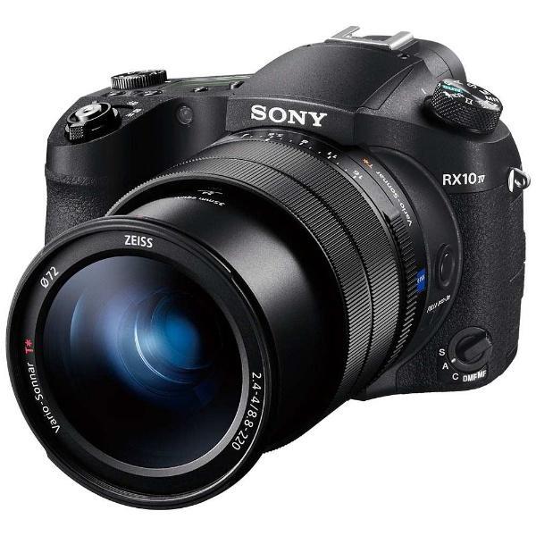 ソニー コンパクトデジタルカメラ Cyber-shot(サイバーショット) DSC-RX10M4