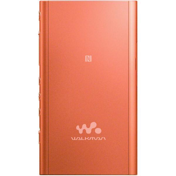 ソニー(SONY) ハイレゾウォークマン WALKMAN Aシリーズ 2018年モデル[カナル型イヤホン付属] NW-A56HN RM レッド [32GB /ハイレゾ対応]