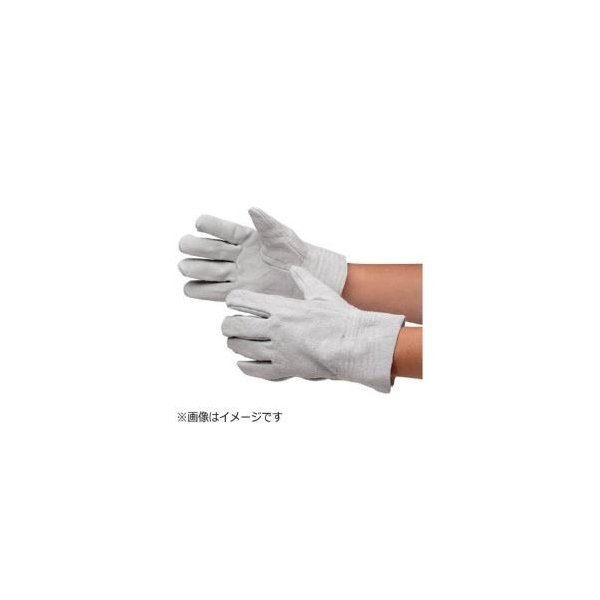 ミドリ安全 ミドリ安全 牛床革手袋 内縫 MT−101D MT-101D