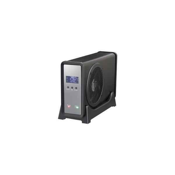 センチュリー (CENTURY) 四代目冷やし系HDD検温番 USB3.0 ブラック (CLS35U3BKF6G) [振込不可]