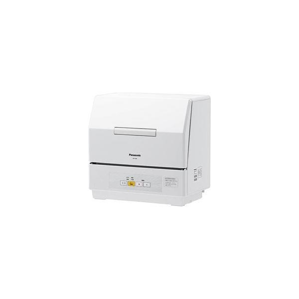 Panasonic(パナソニック) NP-TCM4 食器洗い乾燥機 プチ食洗 ホワイト [3人用]