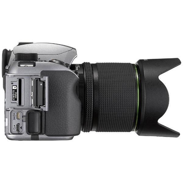 ペンタックス(PENTAX) K-70 18-135WR レンズキット シルキーシルバー [ペンタックスKマウント(APS-C)] デジタル一眼レフカメラ