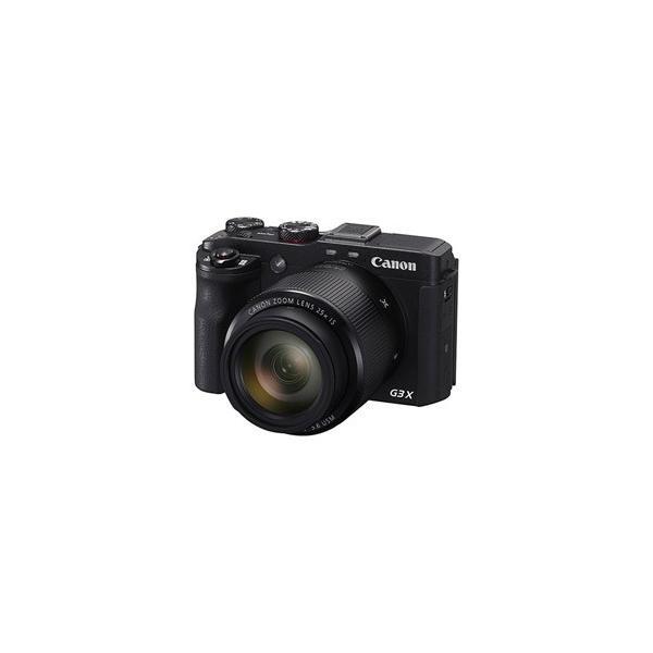 キヤノン(Canon) PowerShot G3 X (1.0型 光学25倍[F2.8〜5.6] 3.2型180度チルト)
