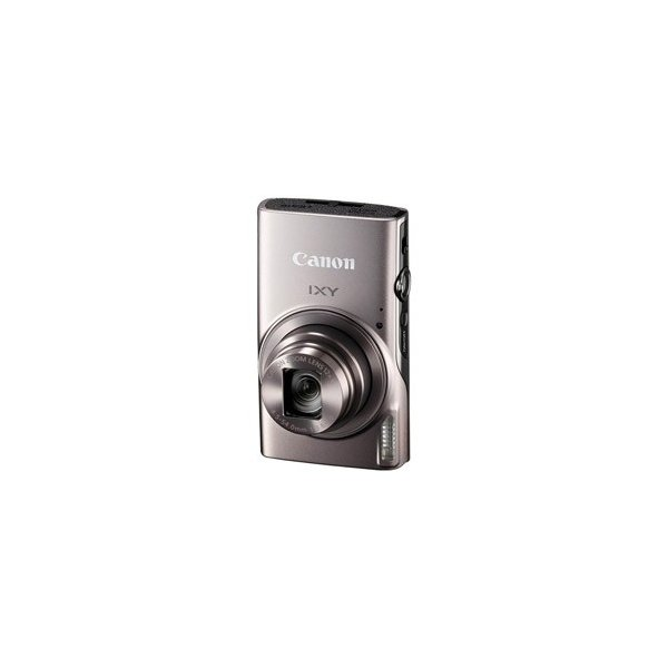 キヤノン(Canon) コンパクトデジタルカメラ IXY(イクシー) 650(シルバー)