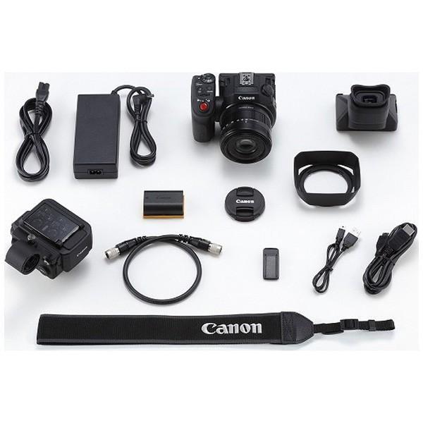 キヤノン 《業務用》Cfast/SD対応4Kビデオカメラ XC15