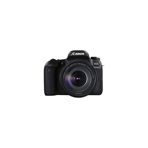 キヤノン EOS 9000D(W)【EF-S18-135 IS USM レンズキット】/デジタル一眼レフカメラ