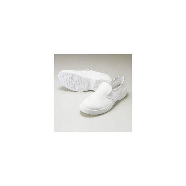 ゴールドウィン ゴールドウイン 静電安全靴クリーンシューズ ホワイト 23.5cm PA9880−W−23.5