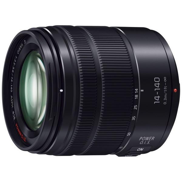【05/23発売予定】 パナソニック(Panasonic) カメラレンズ LUMIX G VARIO 14-140mm / F3.5-5.6 II ASPH. / POWER O.I.S. [マイクロフォーサーズ]