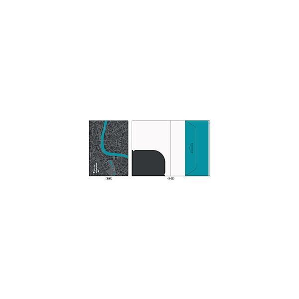 マルモ印刷 TA-FF-B ふた付きポケットファイル Bタイプ マルモ印刷