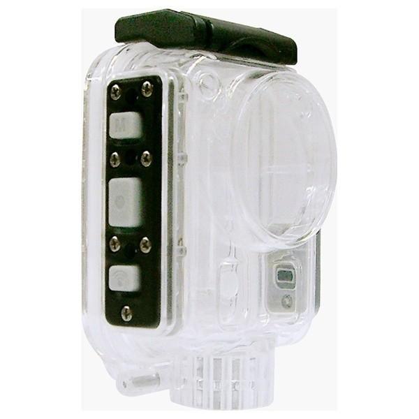 レッツコーポレーション 超ミニカメラ用防水ケース L-MC4K-BC