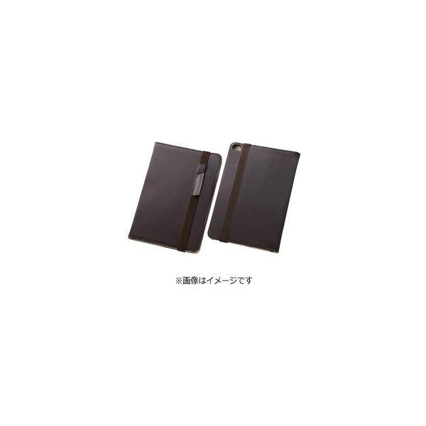 レイアウト iPadmini4用ケース RT-PM3LBC1/K ダークブラウンの画像