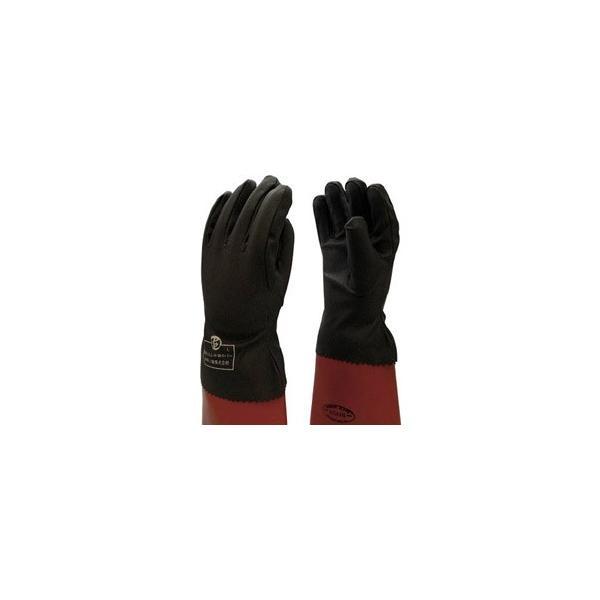 渡部工業 ワタベ 高圧ゴム手袋用カバーM 733M