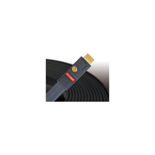 エイム電子 PAVA-FLR01MK2 HDMIケーブル [1m /HDMI⇔HDMI /フラットタイプ]