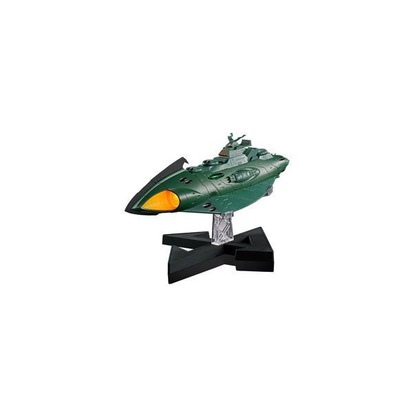 バンダイスピリッツ超合金魂GX-89ガミラス航宙装甲艦(宇宙戦艦ヤマト) 代引不可