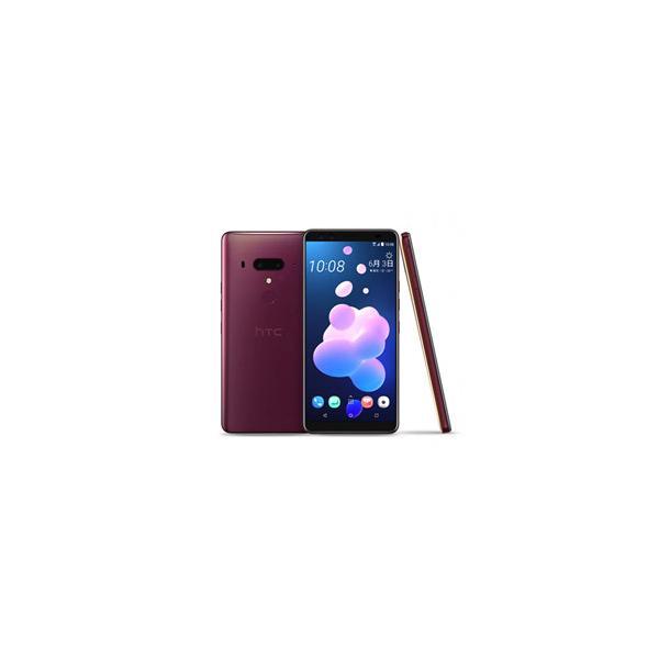 Htc 6.0インチ U12+ Simフリースマートフォン フレームレッド 【日本正規代理店品】 U12-plus-red