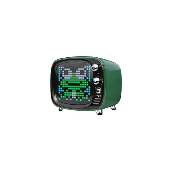 FOX ブルートゥーススピーカー TIVOO GREEN グリーン [Bluetooth対応]