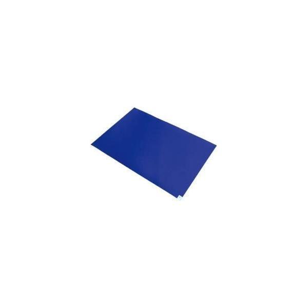 ブラストン 弱粘着マット-青 BSC84003B (1箱10枚)