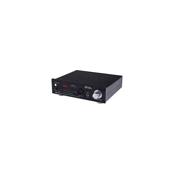 ALPHADESIGNLABS(アルファデザインラボ) ヘッドホンアンプ DAC付 STRATOS