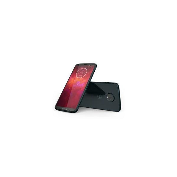 moto z3 Play 64GB ディープインディゴ SIMフリーの画像
