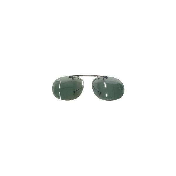 関眼鏡 偏光クリップオンサングラス(グレー)