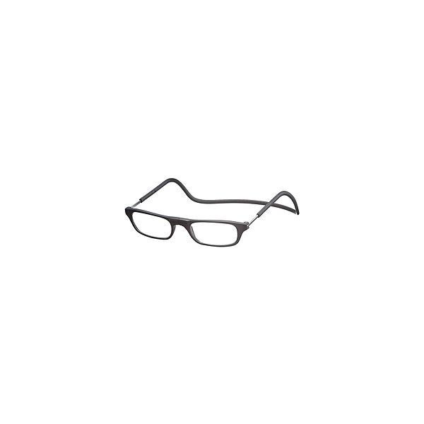 オーケー光学 クリックリーダー マットタイプ(マットブラック/+2.00)