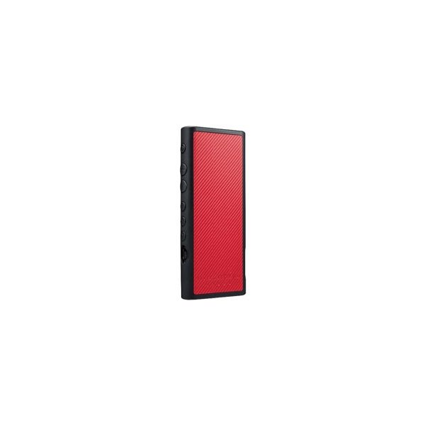 カンパーニュ NW-ZX300用フルアーマケース/カーボンレッド CP-NWZX30C1/BR