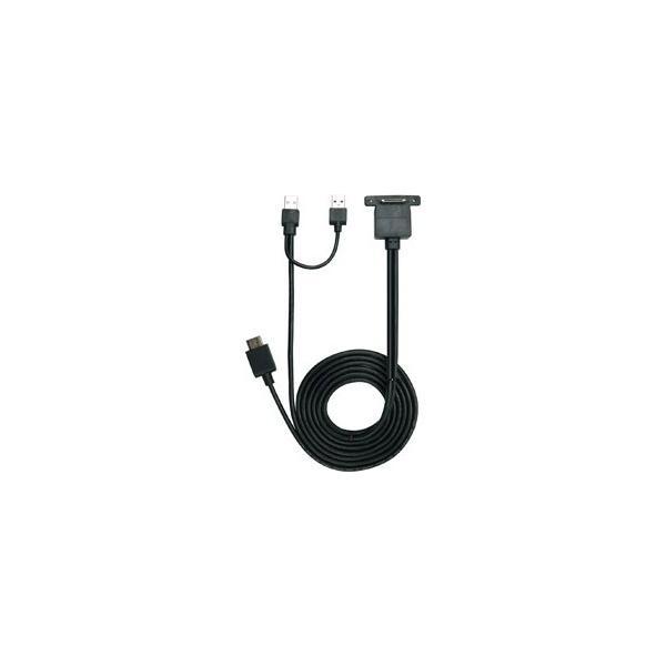 GECHIC 【純正】On-Lap 1503シリーズ専用 HDMI-A⇒USB-A ドックポートケーブルの画像