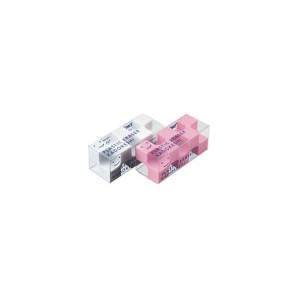 コクヨ [消しゴム] カドケシプチ ピンク・ホワイト2色セット ケシ-U750-2