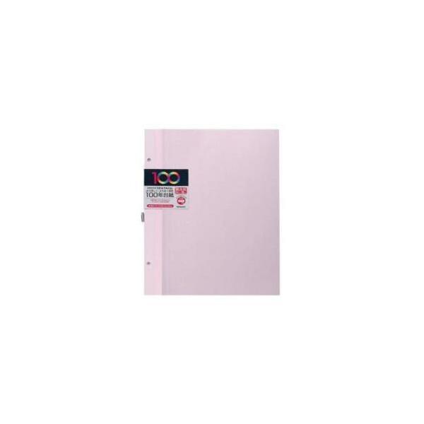 ナカバヤシ アH-A4FR-5-P 100年台紙フリー替台紙 A4サイズ5枚 ピンクの画像