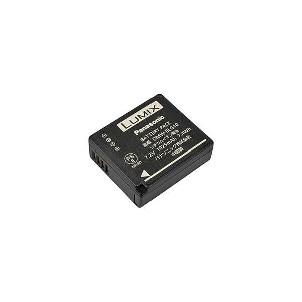 パナソニック バッテリーパック DMW-BLG10