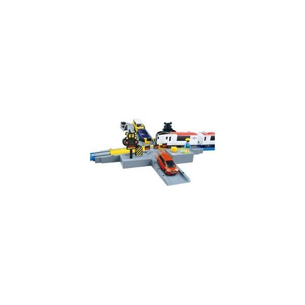 タカラトミー プラレール J-20 オート踏切(トミカ対応) [振込不可]
