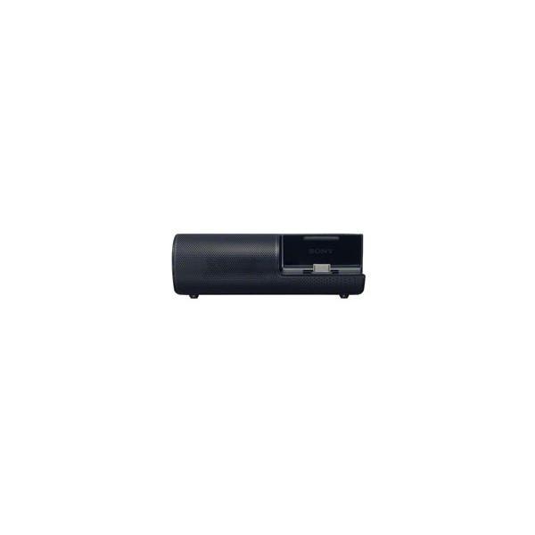 ソニー RDP-NWT19 B ブラック(ウォークマン用ポータブルドックスピーカー)