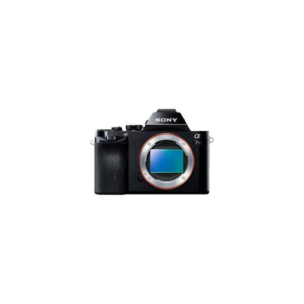 ソニー(SONY) α7S ボディ ILCE-7S BQ (ソニーEマウント) (ILCE7SBQ) ミラーレス一眼カメラ