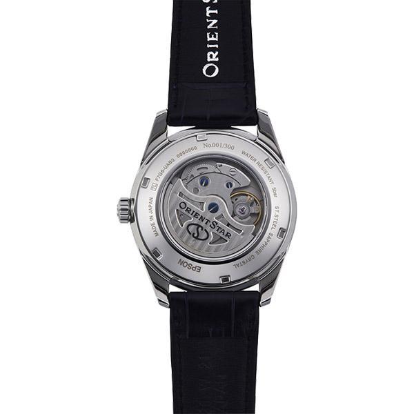 オリエント オリエントスター(OrientStar)コンテンポラリー「スリムデイト」300本限定モデル RK-HK0004L