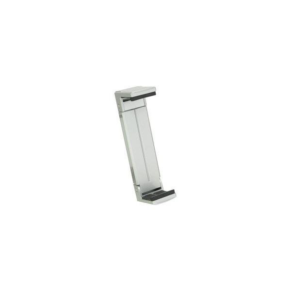 ベルボン タブレット/iPad対応[固定幅123〜210mm 厚み22mm以内] 三脚用タブレットホルダー「Luvipod(ラビポッド)」 TH1(シルバー)