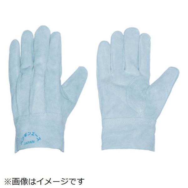 ペンギンエースジャパン ペンギンエース 床革手袋 背縫 (LL)