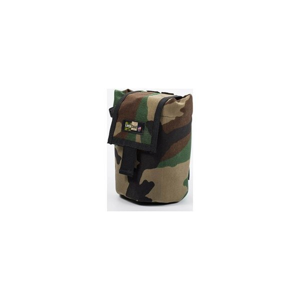 レンズコート LCRUMFG Roll up MOLLE Pouch Mサイズ フォレストグリーン・ウッドランドカモの画像