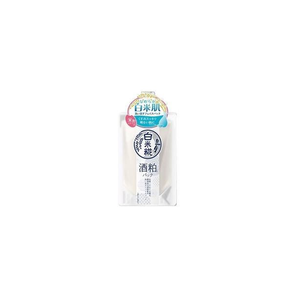 コスメティックローランド 白米糀 酒粕フェイスパック