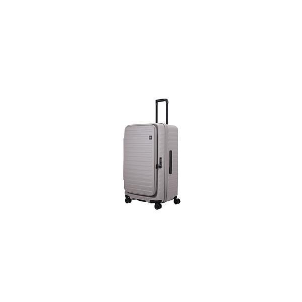 LOJEL スーツケース 100L(110L) CUBO グレー cubo-fit-Warm Gray [TSAロック搭載]
