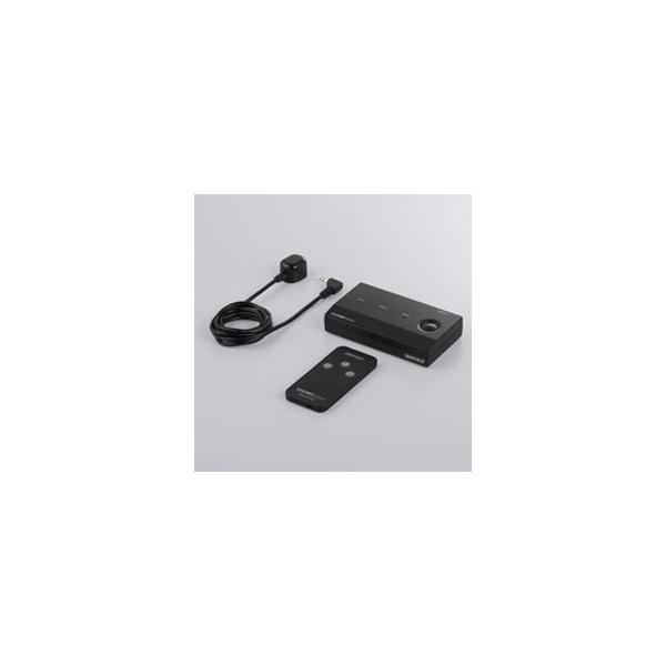 BUFFALO(バッファロー) 3D対応3ポートHDMIセレクター BSAK302