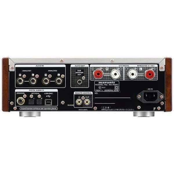 マランツ(marantz) 【ハイレゾ音源対応】 USB-DAC/プリメインアンプ HD-AMP1/FN (HDAMP1FN)