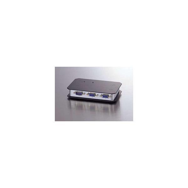 ELECOM(エレコム) VSP-A2 (ディスプレイ分配器/2分配)