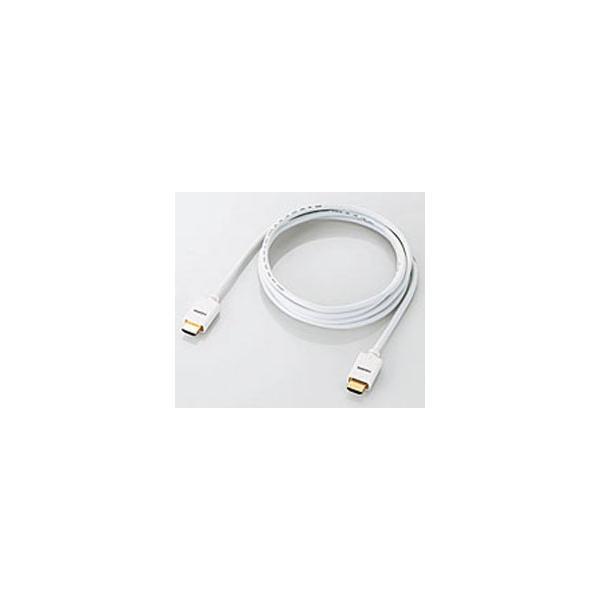 エレコム CAC-APHD14E20WH(イーサネットチャンネル対応 Mac向けHDMIケーブル 2.0m)