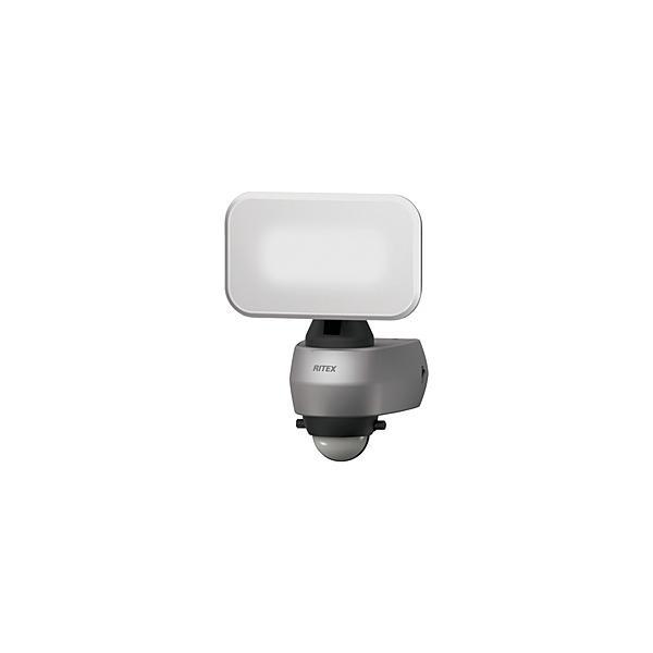 ムサシ ライテックス 9Wワイド LEDセンサーライト